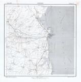 Harta Constanta 1906 Institutul Geografic al Armatei