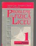 C9363 PROBLEME DE FIZICA PENTRU LICEU - GABRIELA CONE, STANCIU, TUDORACHE, VOL 1   arhiva Okazii.ro