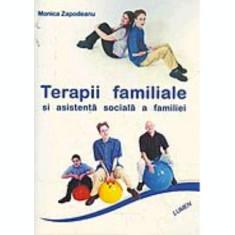Terapii familiale si asistenta sociala a familiei - Monica ZAPODEANU
