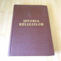 EMILIAN VASILESCU--ISTORIA RELIGIILOR - 1975
