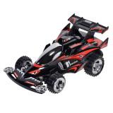 Masina Racing 01 X-Gallop, 28 cm, Negru/Rosu