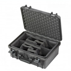 Hard case MAX380H160CAM pentru echipamente de studio