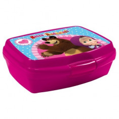 Cutie pentru sandwich Masha and the Bear mov