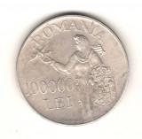 SV * Romania   100000  LEI  1946  *  25 GRAME ARGINT .700  * Regele Mihai I