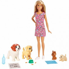 Papusa Barbie la Cresa de Catei, Mattel