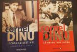 ZAMBIND DIN IARBA - JUCAND CU DESTINUL - DOUA VOLUME - CORNEL DINU