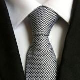 Cumpara ieftin Model 16 - cravata matase 100% + cutie cadou
