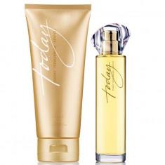 Apa parfumata Today 50ml ,Crema de corp AVON 150ml, Apa de colonie, 50 ml, Floral