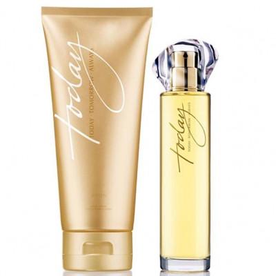 Apa parfumata Today 50ml ,Crema de corp AVON 150ml foto