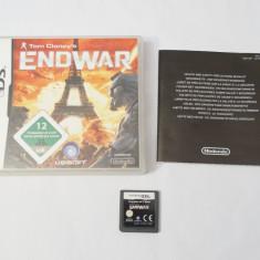 Joc consola Nintendo DS - Tom Clancy's End War