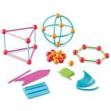 Cumpara ieftin Set constructie - forme geometrice, Learning Resources