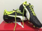 Ghete Fotbal Puma EvoTouch 3 Originale cu glezniera - piele naturala 43 44 45