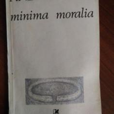Minima moralia – Andrei Plesu