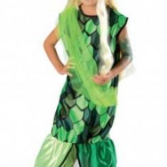 Costum Copii pentru serbare Sirena 128 cm