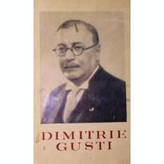 OVIDIU BADINA, OCTAVIAN NEAMTU - GUSTI DIMITRIE, VIATA SI OPERA (IN LIMBA GERMANA)