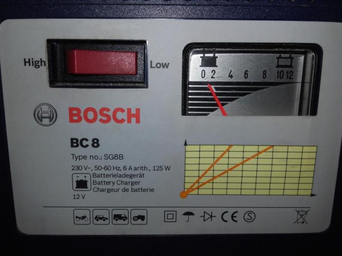 Vand redresor auto bosch BC8