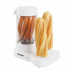 Aparat pentru preparat Hot Dog Trisa Hot Dog, 350 W, alb