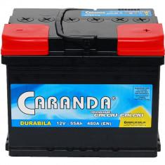 Acumulator auto Caranda 55 Ah Durabila