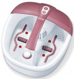 Aparat masaj picioare Beurer FB35 (Alb/Roz)