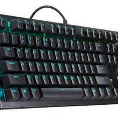 Tastatura Gaming CoolerMaster CK550 RGB, switch Gateron Blue, Mecanica