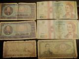 Lot 8 bancnote vechi