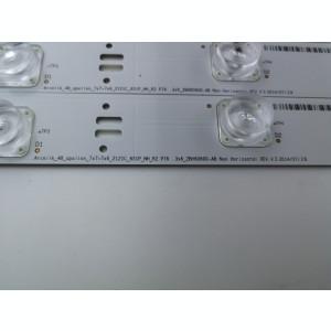 Barete LED Arcelik_48_apollon_7x7+7x6_2121C_6S1P_NH Din Grundig 48 VLX 8582 BP
