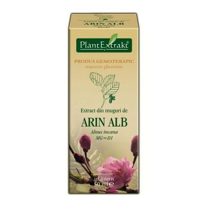 Extract din muguri de ARIN ALB 50ml Plant Extrakt