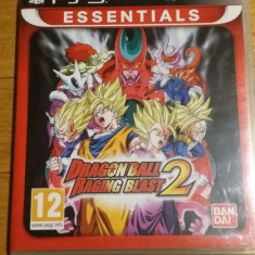 PS3 Dragonball Raging Blast 2 Essentials - joc original by WADDER