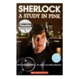 Sherlock. A Study in Pink - Paul Shipton