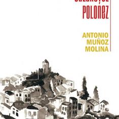 Călăreţul polonez, de Antonio Muñoz Molina