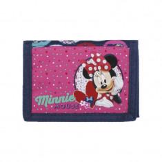 Portofel Minnie Mouse Lamonza, Multicolor