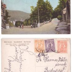Sovata 1923 - Ilustrata circulata
