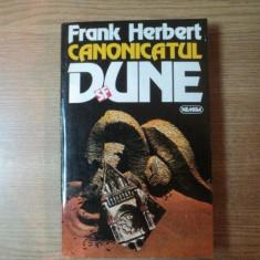 CANONICATUL DUNE de FRANK HERBERT , 1996