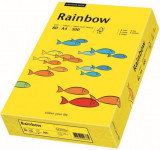 Hartie color A4, 80g/m² RW 88042387, intensive yellow 18, 500 coli/top