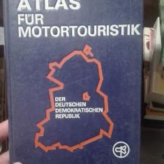 DDR Atlas fur Motortouristik