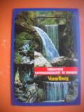 HOPCT 64370  CASCADA VORARLBERG   -AUSTRIA-STAMPILOGRAFIE-CIRCULATA
