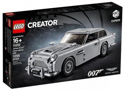 Lego Creator 10262 - James Bond Aston Martin DB5