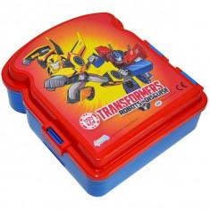 Cutie sandwich Transformers-vert.16,5x15cm