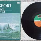 PASSPORT - IGUACU (ATLANTIC - 1977 - Made in Germany) vinil