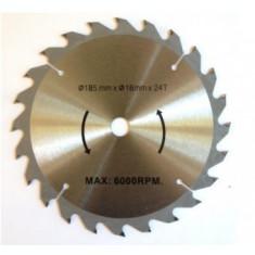 Disc circular 185x16-Z24, vidia, Strend PRO