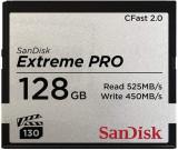 Card de memorie SanDisk 128GB Extreme PRO CFast 2.0, MS Micro (M2), 128 GB