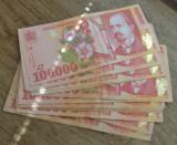 Bancnota 100000 lei, 1998