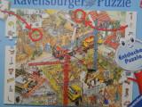 Vand 6 seturi de puzzle pentru copii (poze despre fiecare)