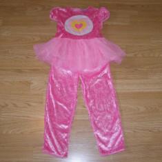 Costum carnaval serbare animal urs care bear pentru copii de 3-4 ani, 4-5 ani, Din imagine
