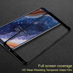 Folie sticla securizata 9D FULL GLUE pentru Nokia 9 Pure View