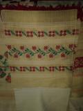 Stergare vechi taranesti din borangic.