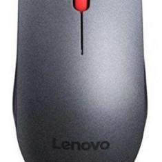 Mouse Wireless Lenovo 4X30H56887, Optic, 1600 DPI (Negru)