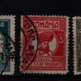 1927 l.p. 75 tampilate, Stampilat