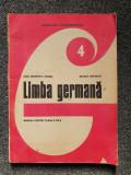 LIMBA GERMANA MANUAL PENTRU CLASA A VIII-A (anul IV studiu) - Eremia, Savinuta