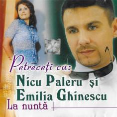 CD Nicu Paleru Și Emilia Ghinescu – Petreceți Cu Nicu Paleru Și Emilia Ghinescu